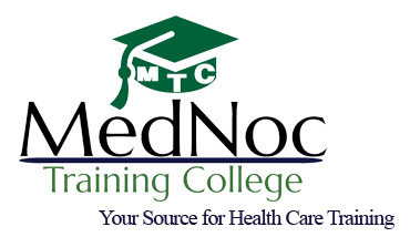 Mednoc Training College Retina Logo